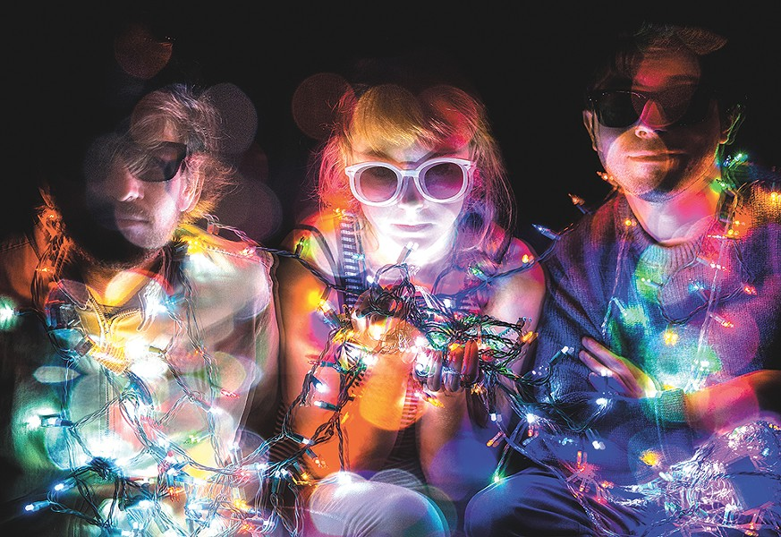 Guerilla Toss frontwoman Kassie Carlson has hitchhiked through much of America, but she's never explored the Pacific Northwest before.
