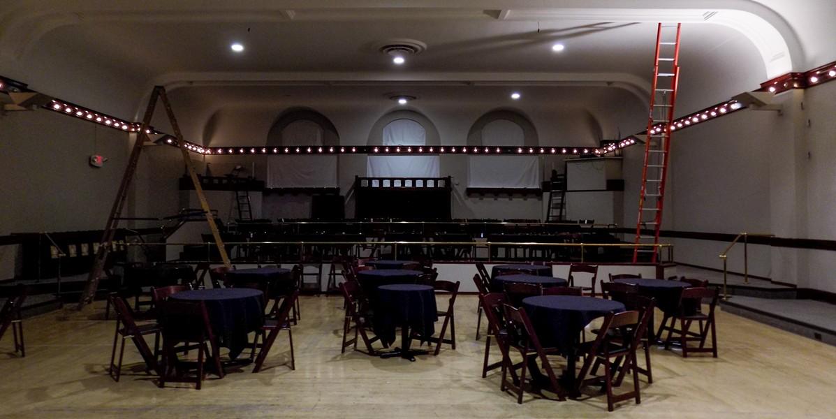 Ella's Theater - EMILY GOODELL