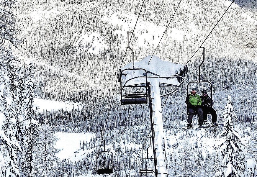 Season-pass holders also receive free ticket offers for Mission Ridge, Stevens Pass and Southern California's Mountain High.