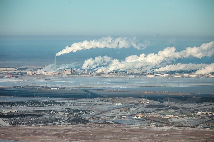High carbon dioxide levels threaten the entire marine food chain. - KRIS KRUG