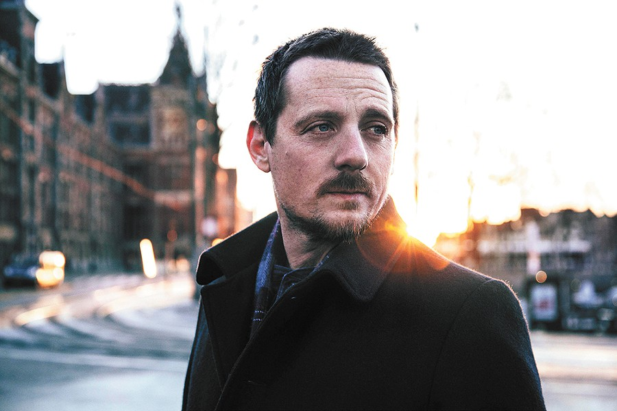 The 38-year-old Kentuckian Sturgill Simpson doesn't care what Nashville elites think. - RETO STERCHI PHOTO
