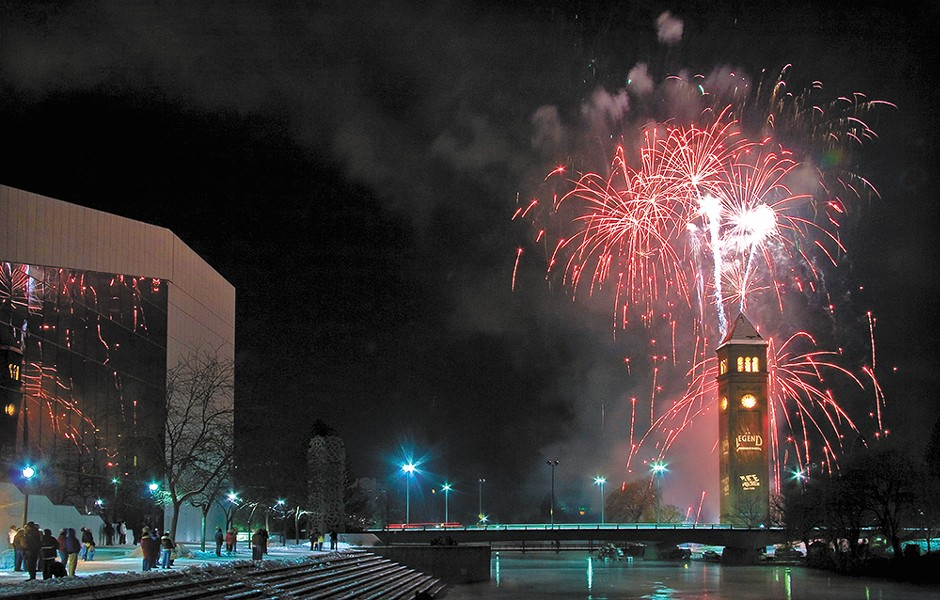 First Night Spokane is the ultimate family celebration to cap off the holidays and usher in 2017.