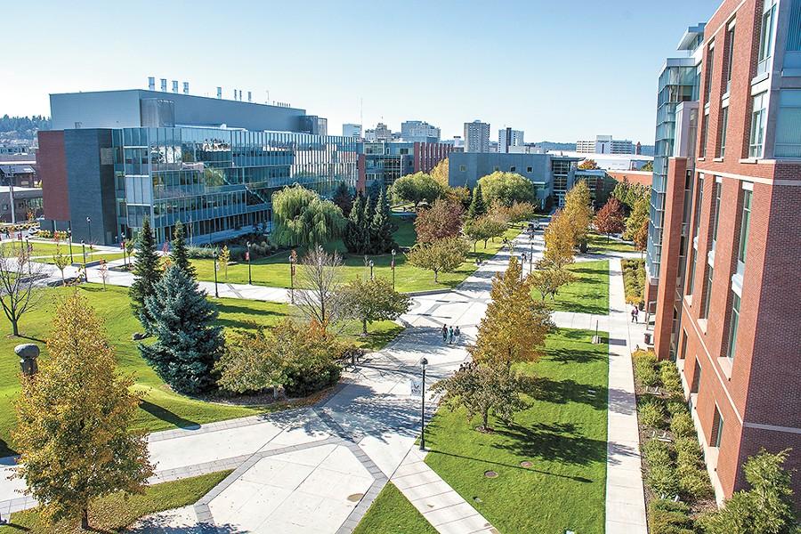 Spokane's University District