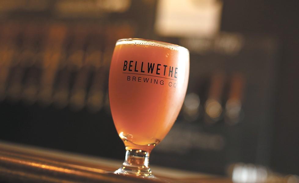Bellweather hosts Gruitfest on Wednesday.