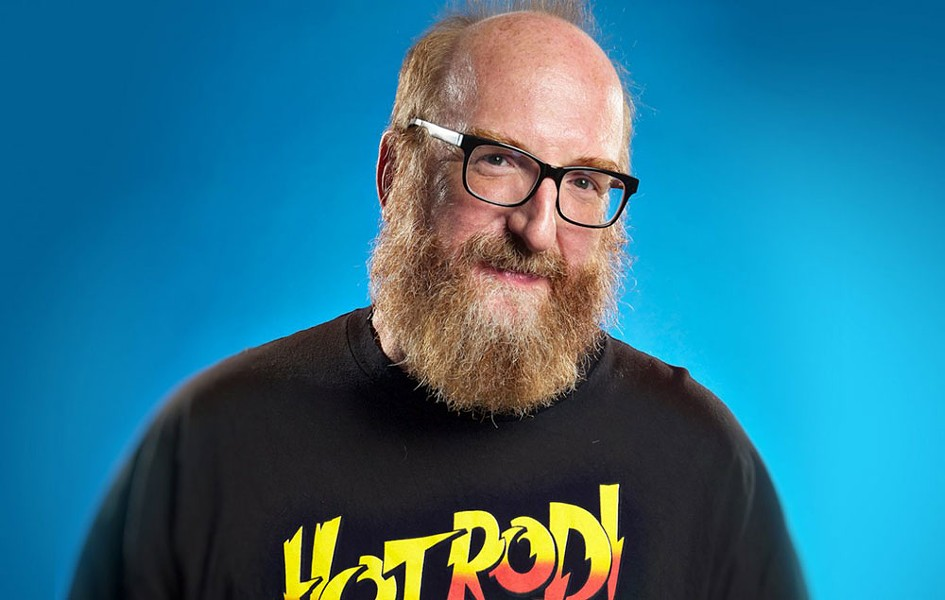 Comedian Brian Posehn headlines five shows at the Spokane Comedy Club this week.