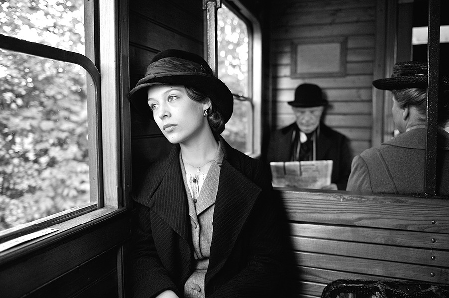 Frantz is a narrative puzzle with hints of Hitchcock.