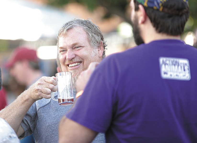 Spokane Brewers Festival returns Aug. 4-5. - YOUNG KWAK