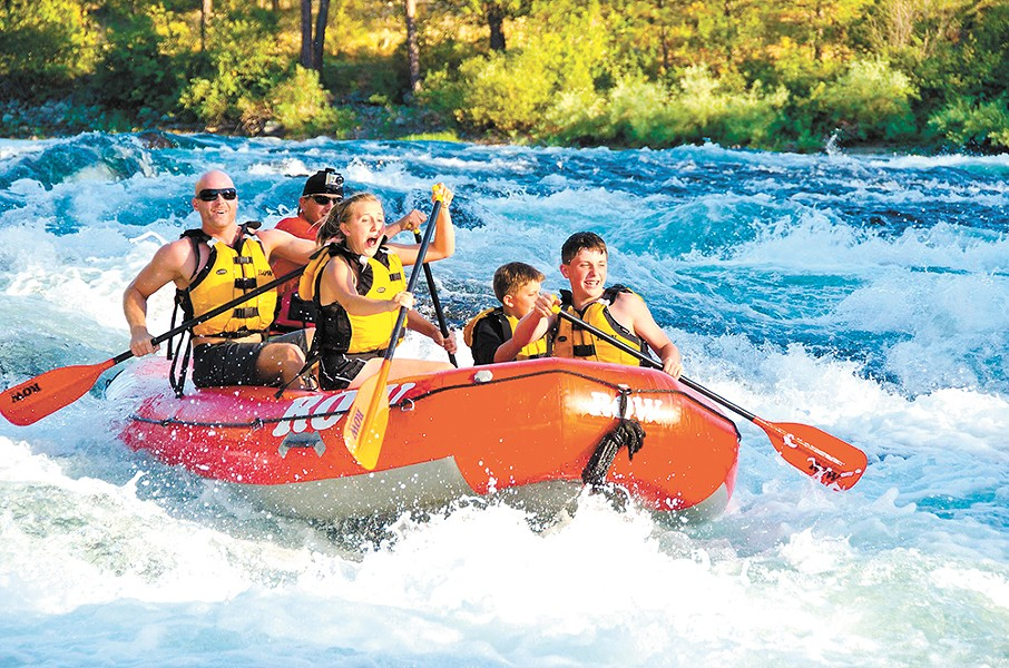ROW Adventures offers a variety of trips.