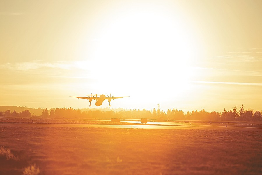 The city, county and Spokane International Airport are teaming up to manage development around the airport.
