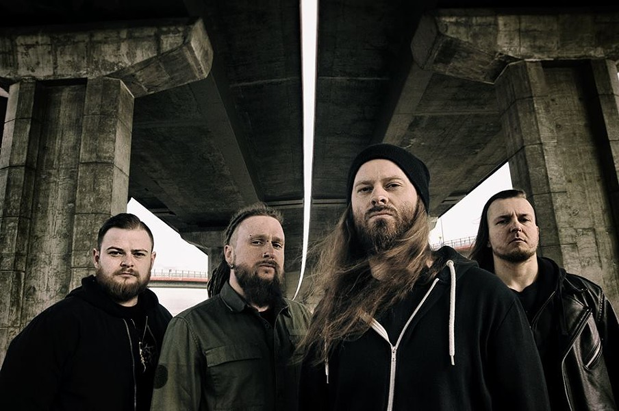 Members of the Polish death metal band Decapitated, accused of gang-raping a woman after a concert at The Pin!, have been arrested in California and face extradition to Spokane.