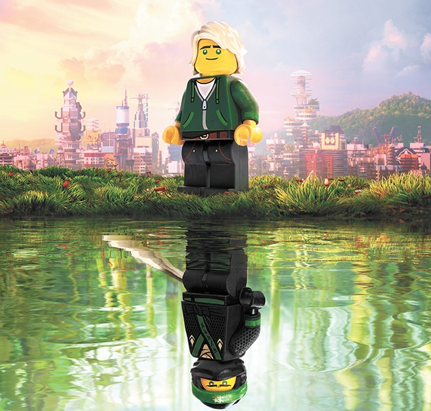 Round 3 in the LEGO movies can't reach the heights of the first two.