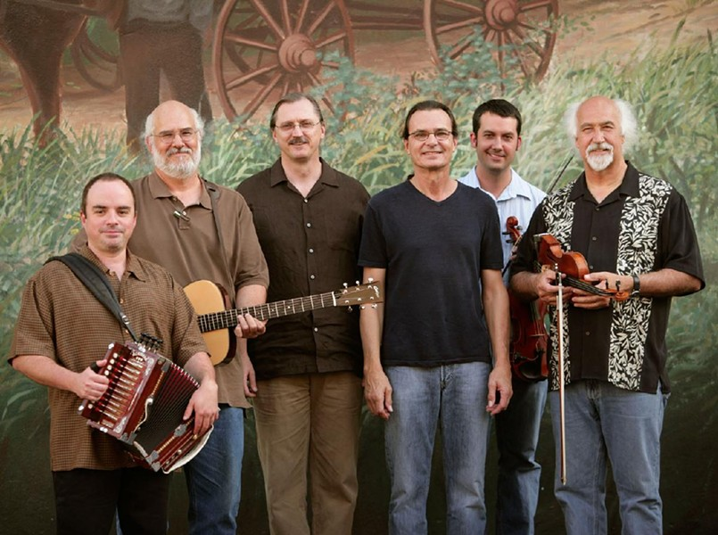 Beausoleil avec Michael Doucet headline the Fox on Thursday night.