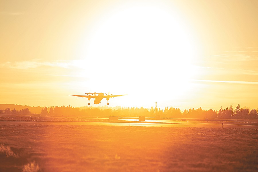 The city of Spokane, Spokane County and Spokane International Airport have teamed up to focus on attracting manufacturing businesses to 9,000 acres of West Plains land. - YOUNG KWAK