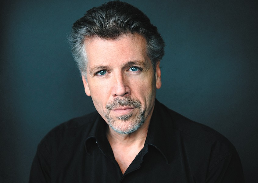 """""""There is nothing elitist about classical music. That's completely ridiculous,"""" Thomas Hampson says. - JIYANG CHEN"""