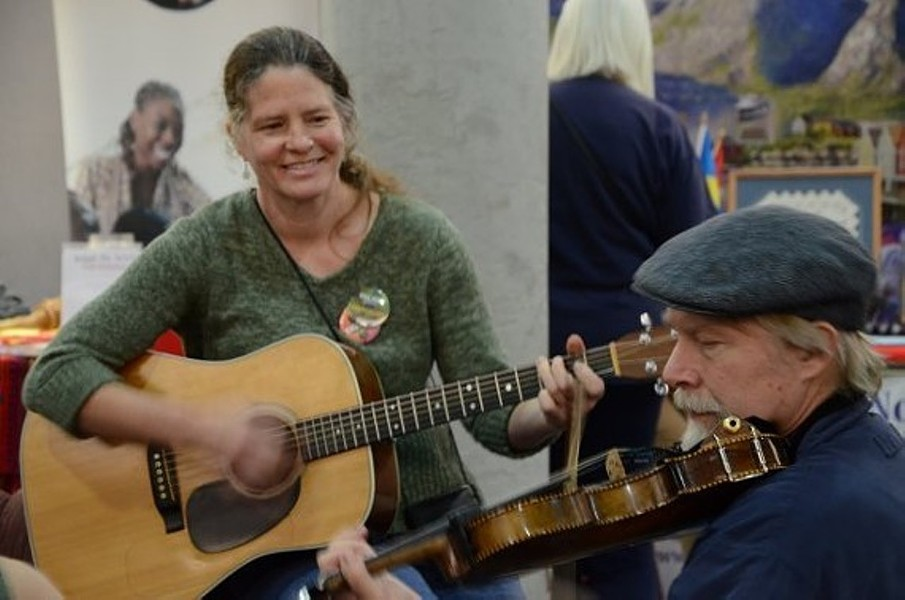 The Spokane Fall Folk Festival happens Nov. 11-12 at Spokane Community College.