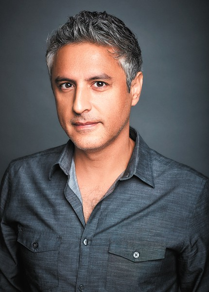 """We are essentially divinizing ourselves when we think about God, whether we believe in God or not,"" says Reza Aslan."