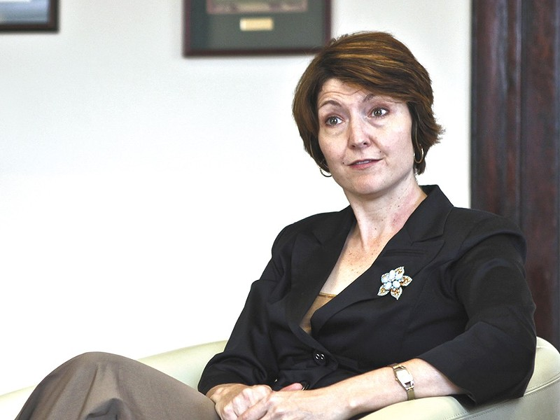 Rep. Cathy McMorris-Rodgers' hydropower-modernization bill could get a vote this week.