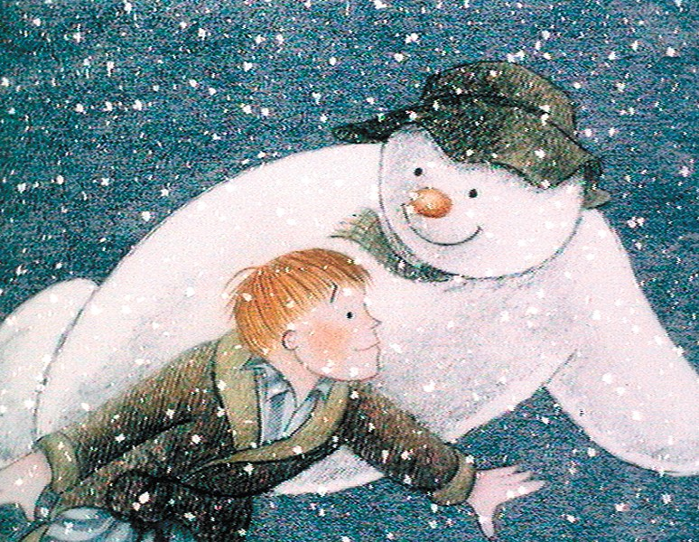 The Spokane Symphony gets in the spirit with classic songs and The Snowman.