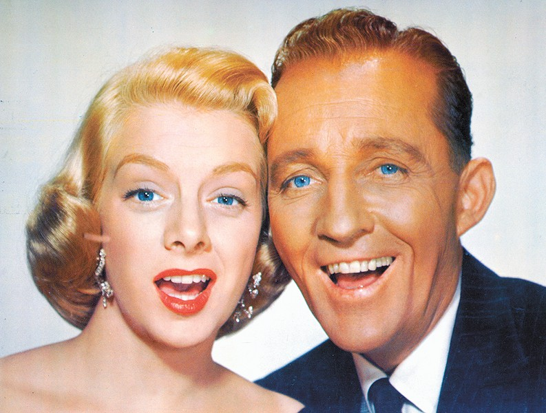 Be sure to get your annual Bing Crosby film fix on Dec. 9.