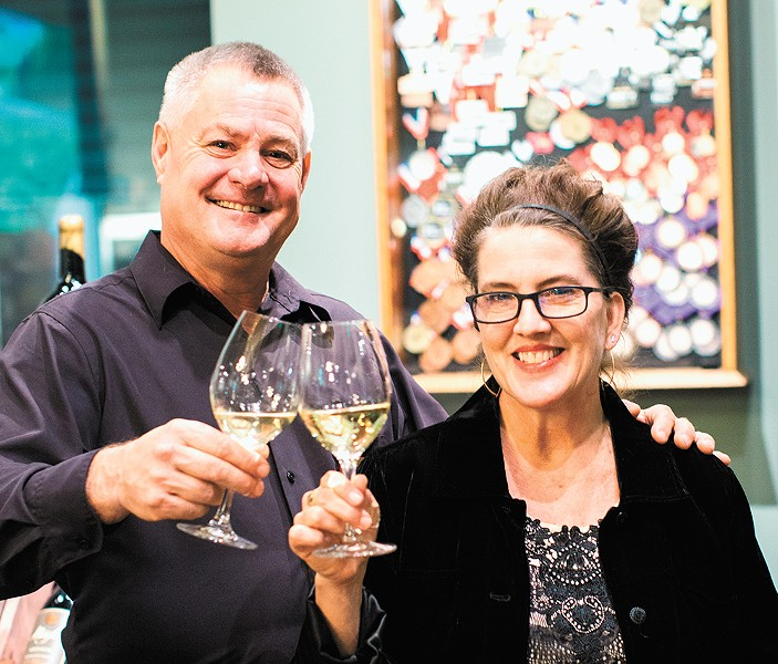 Maryhill owners Craig and Vicki Leuthold have set down new roots in their hometown. - JENNIFER DEBARROS