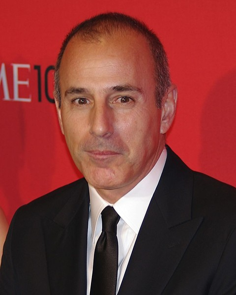 Matt Lauer was fired by NBC, having spent 20 years at the network. - DAVID SHANKBONE