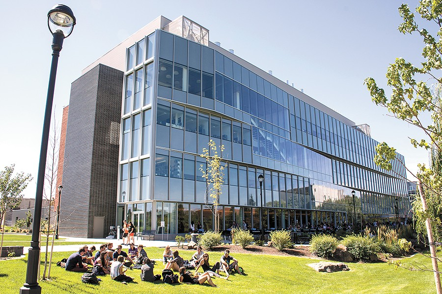 WSU's new Spokane medical school