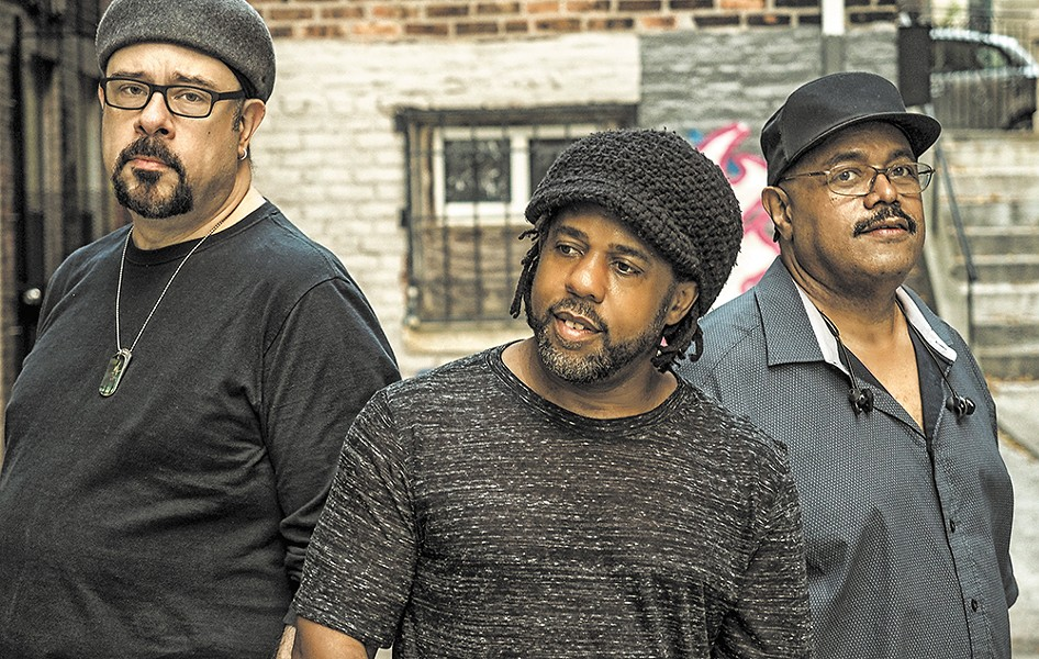 The Victor Wooten Trio headlines The Bing Sunday, Jan. 14.