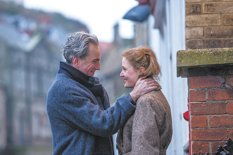 Daniel Day-Lewis scored another Oscar nomination for his role, and Vicky Krieps proves up to matching him note for note.