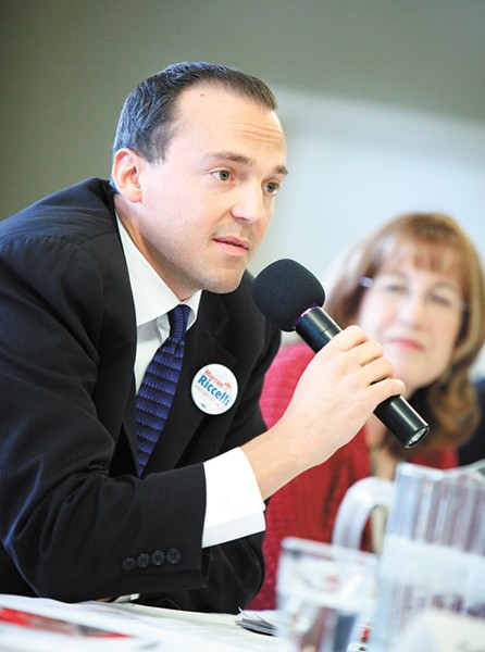 Rep. Marcus Riccelli - YOUNG KWAK