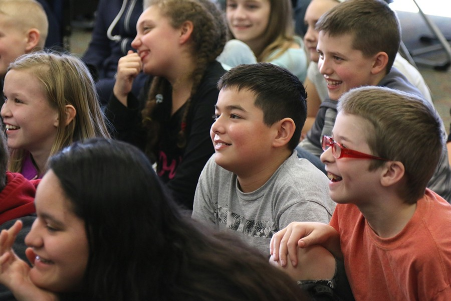 Spokane voters overwhelmingly supported schools last night - SPOKANE PUBLIC SCHOOLS/FACEBOOK