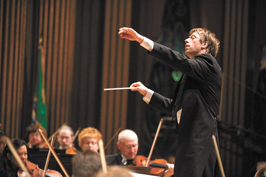 Eckart Preu will finish 15 years at the helm of the Spokane Symphony at the end of the 2018-19 season.