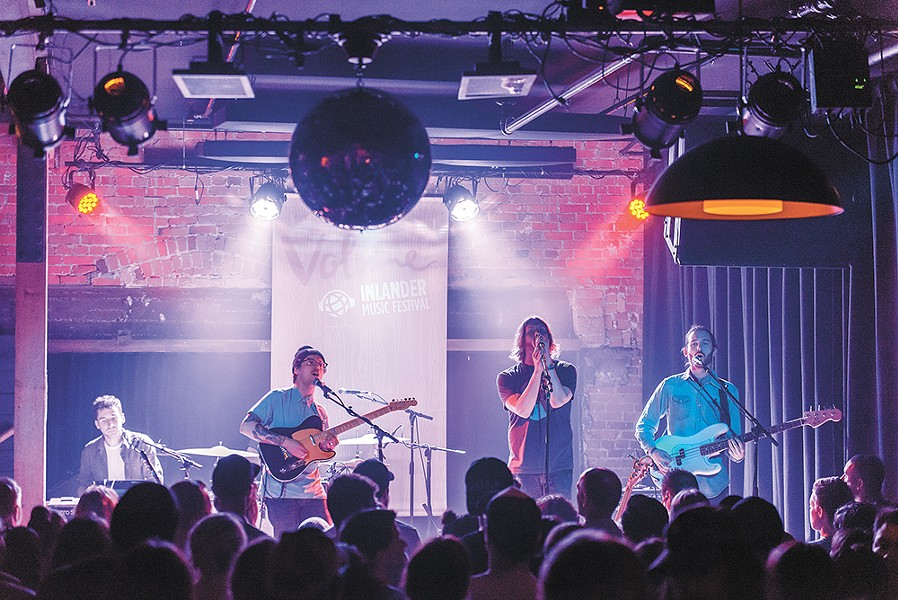 The Bartlett is a two-time winner, as Best Live Music and All-Ages Venue. - ERICK DOXEY