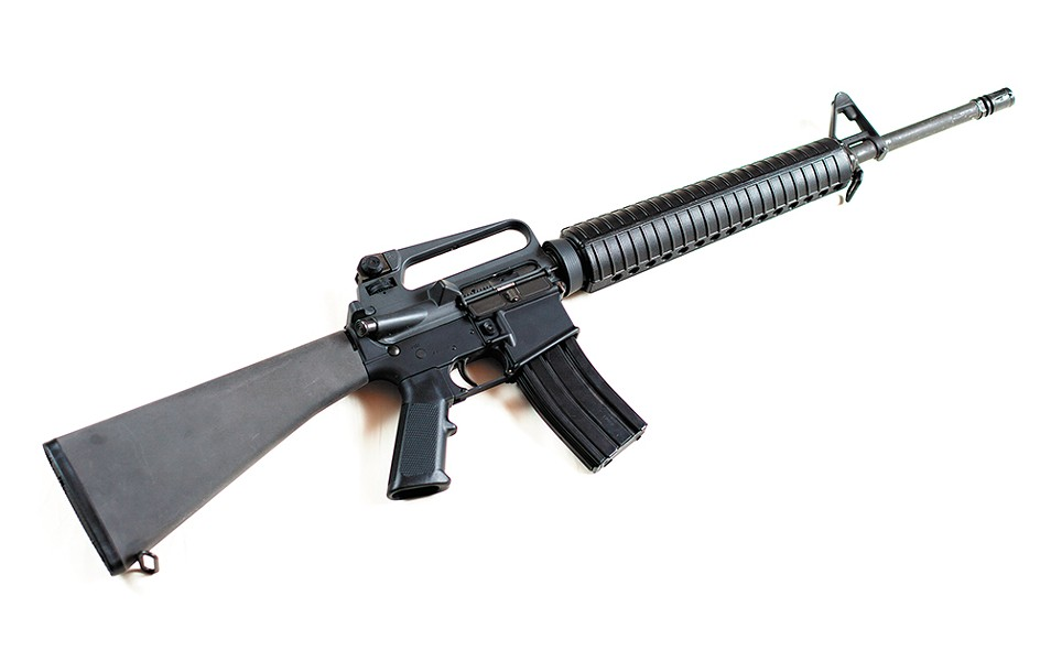 Before the Federal Assault Weapons ban expired in 2004, many models of the AR-15 were illegal. Now, the AR-15 is one of the most popular rifles in America and has been used in some of the most deadly mass shootings.