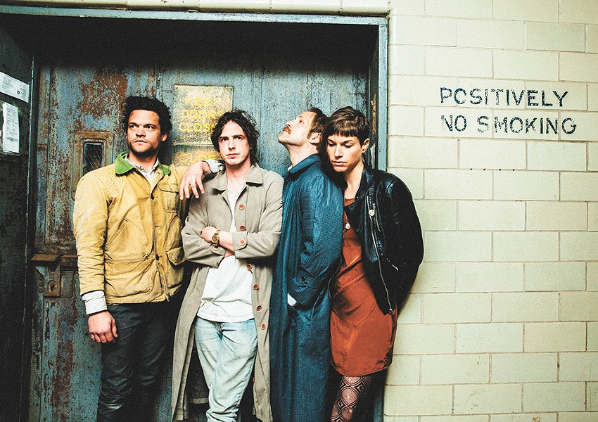 Broncho hails from Norman, Oklahoma, the same city that gave us the Flaming Lips.