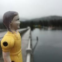 """Meet the Joneses"" in the Inland Northwest The Spokane River in Post Falls Jonathan Hollingsworth"