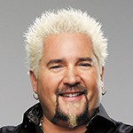 The myth, the man, the legend. Guy Fieri.