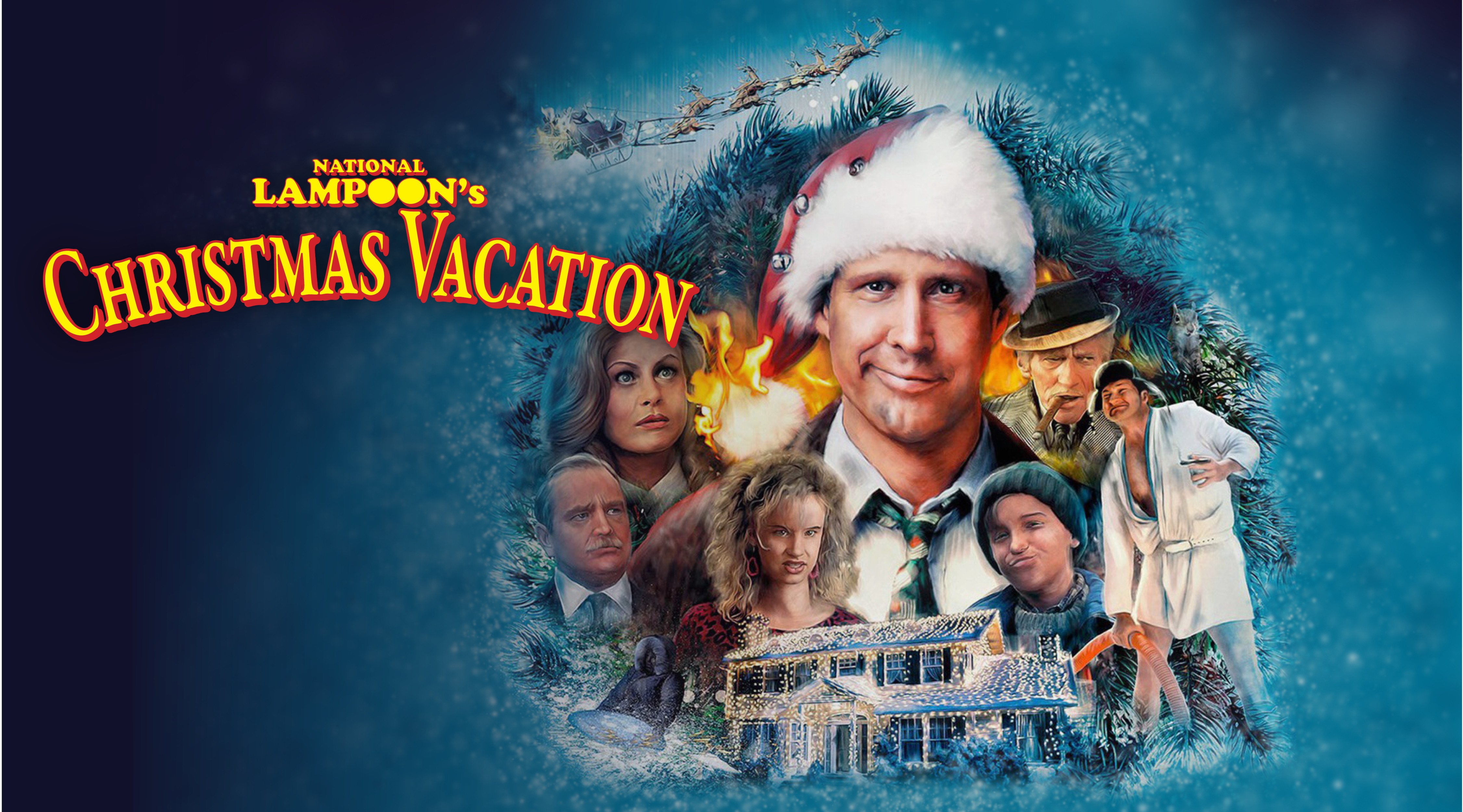 Chevy Chase Christmas Vacation.Suds And Cinema National Lampoon S Christmas Vacation