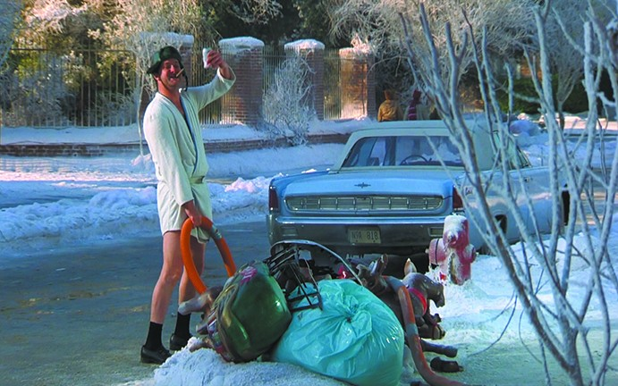 National Lampoo Christmas Vacation.Suds And Cinema National Lampoon S Christmas Vacation