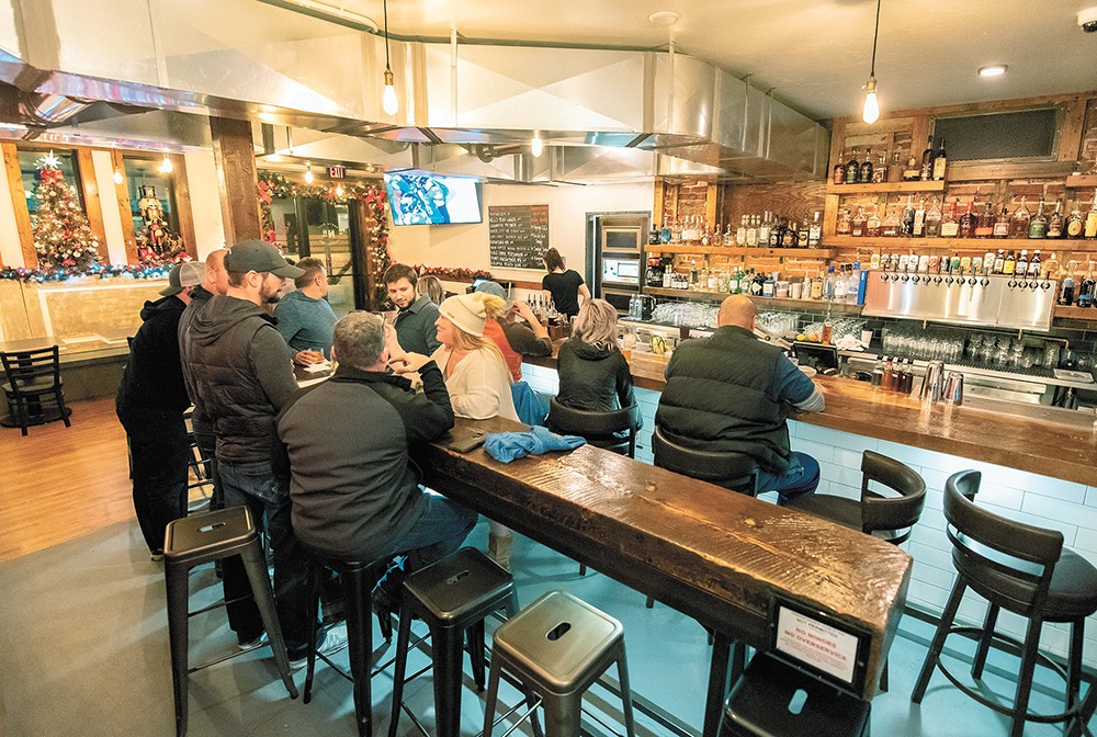 Click To Enlarge North Hill On Garland Is A Cozy Casual Pub Erick Doxey Photo