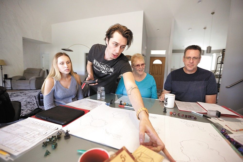 The unlikely resurgence of Dungeons & Dragons makes its way
