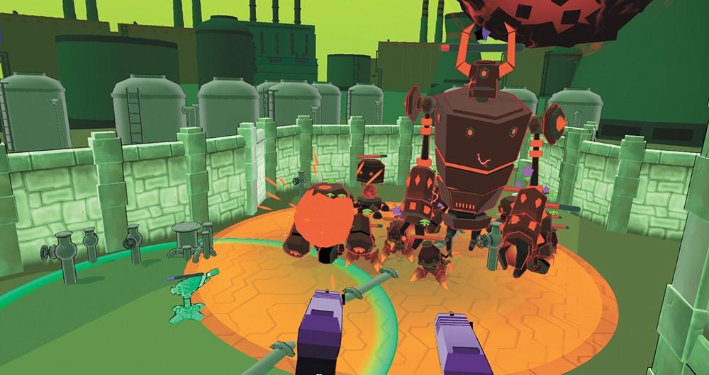 PlanTechtor is Spokane game developer Lester Bloom's first solo project.