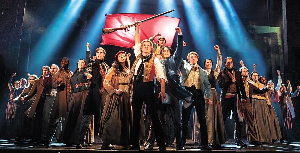 Musical phenomenon Les Miserables still thrills in Spokane