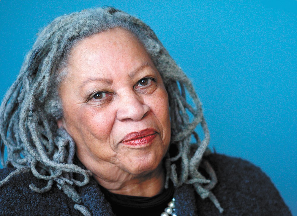 On the passing of the unparalleled Toni Morrison