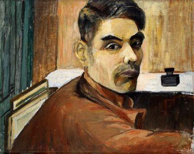 Self portrait, 1935
