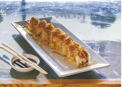 Jane Roll available during The Great Dine Out