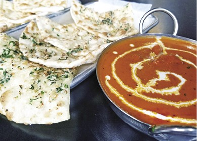 Butter Chicken Curry available during The Great Dine Out