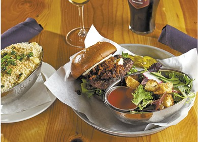 Tap House Burger available during The Great Dine Out