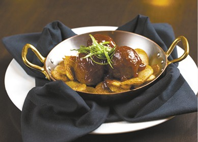 Meatloaf available during The Great Dine Out