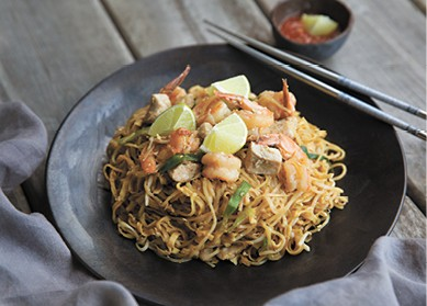 Hokkien Mee available during The Great Dine Out