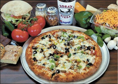 Pizza & Bowling Party available during The Great Dine Out